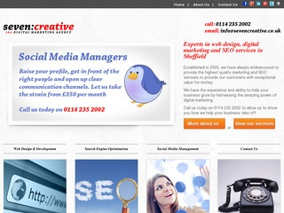 Seven Website Design Limited