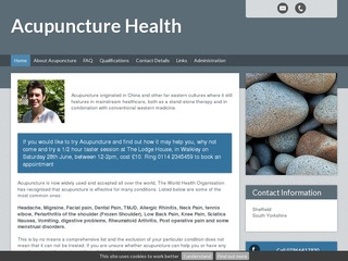 Di Shimell Acupuncture