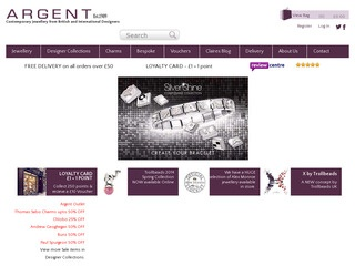 Argent Contemporary Jewellery Ltd
