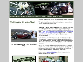 Aristocat Wedding Car Hire