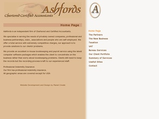 Ashfords Accountants