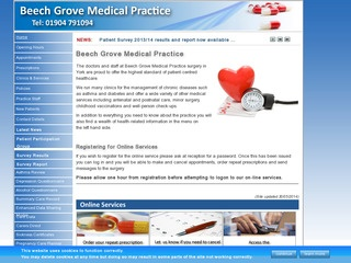 Beech Grove Medical Practice