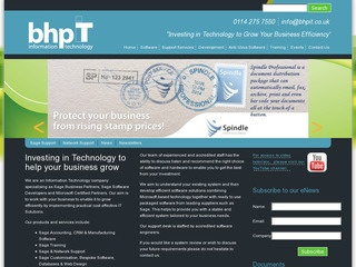 BHP Information Technology Ltd