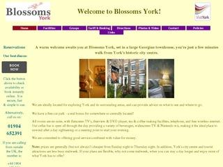 Blossoms Hotel York