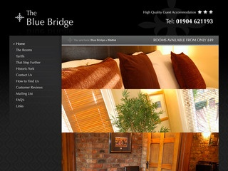Blue Bridge Hotel