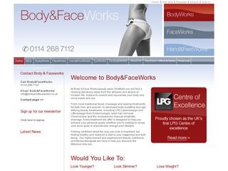 Body & Face Works Beauty Salon