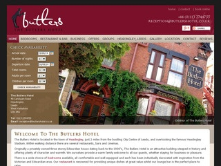 The Butlers Hotel