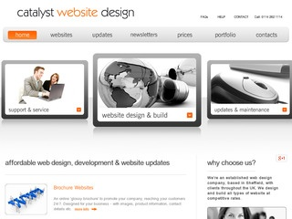 Catalyst Websites