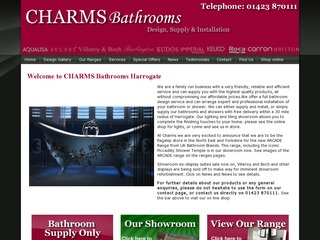 Charms Bathrooms