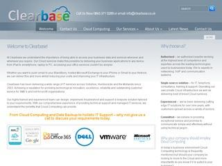 Clearbase Solutions Ltd