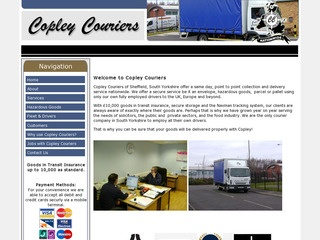 Copley Couriers