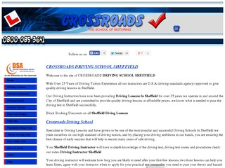 Crossroads School of Motoring