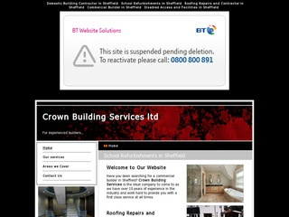 Crown Building Services Ltd