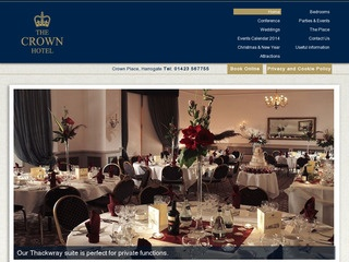 The Crown Hotel Harrogate
