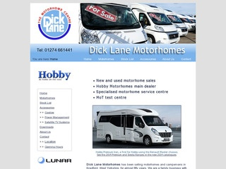 Dick Lane Motor Homes