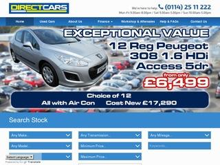 Direct Cars Ltd