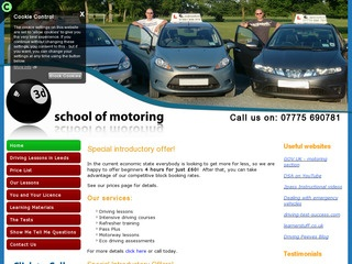 3d School of Motoring