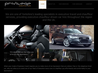 Privilege Executive Travel Ltd