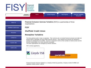 Financial Inclusion Services Yorkshire (FISY)