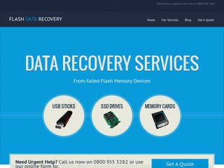 USB Data Recovery Services