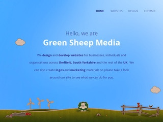 Green Sheep Design