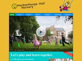 Hackenthorpe Hall Nursery