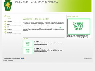 Hunslet Old Boys ARLFC