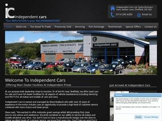 Independent Cars Limited