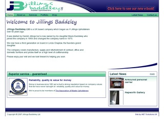 Jillings Baddeley UK