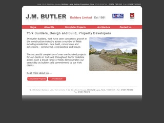 J.M Butler Builders Limited