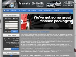 Johnson Cars Ltd