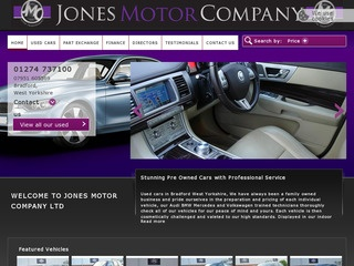 Jones Motor Company Ltd