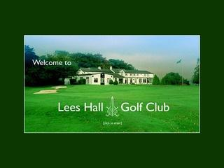 Lees Hall Golf Club