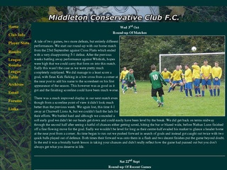 Middleton Conservative Club FC