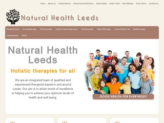 Natural Health Leeds