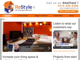 Restyle Lofts Limited