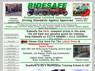 Ridesafe Motorcycle School