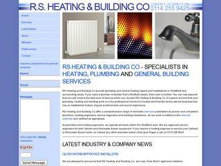 RS Heating & Building Company