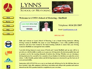 Lynn's School of Motoring