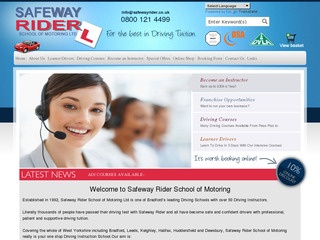 Safeway Rider School Of Motoring Ltd