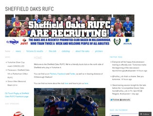 Sheffield Oaks RFC