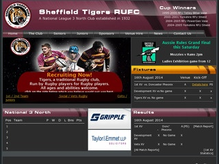 Sheffield Tigers RUFC