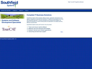 Southfield Systems Ltd