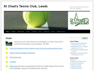 St Chad's Tennis Club