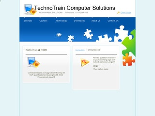 TechnoTrain Computer Solutions