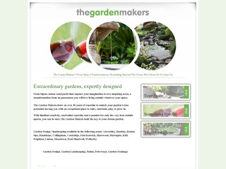 The Garden Makers
