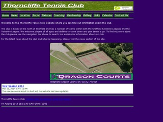 Thorncliffe Tennis Club
