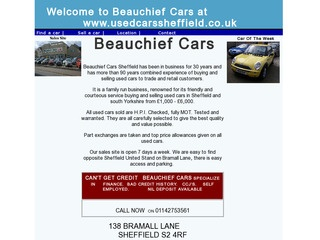 Used Cars Sheffield