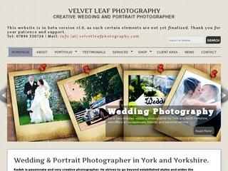 Wedding photographer in York, Yorkshire