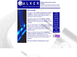 Walker Engineering (Leeds) Limited
